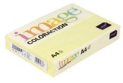 Papīrs Antalis Image Coloraction A4 Sulfur Yellow