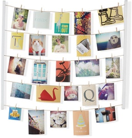 Umbra Hang It Photo Frame White