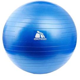 Vingrošanas bumbas Meteor Fitness Ball 65cm Blue
