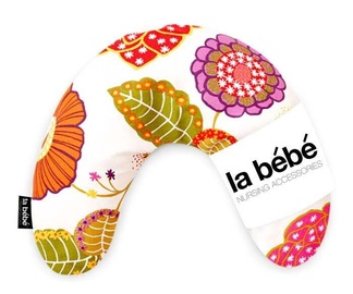 La Bebe Mimi Nursing Cotton Pillow Flowery 83706