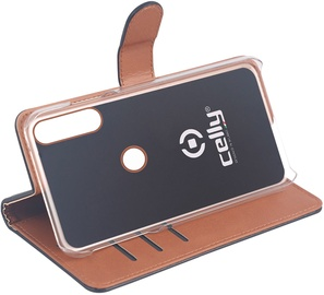 Celly Wally Book Case For Huawei P Smart Z Black