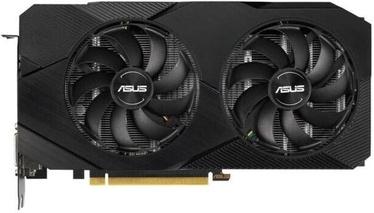 Видеокарта Asus GeForce RTX 2060 DUAL-RTX2060-O6G-EVO 6 ГБ GDDR6