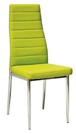 Ēdamistabas krēsls Signal Meble H261 Green, 1 gab.