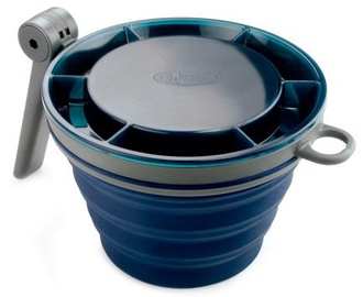 Чашка GSI Outdoors Collapsible Fairshare Mug Blue