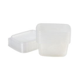 SN Disposable Containers 350ml 10pcs