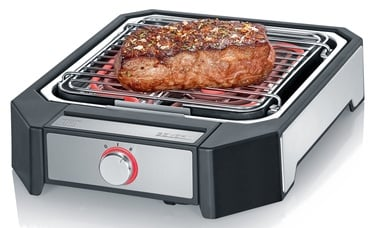 Severin PG 8545 Steakboard Stainless Steel