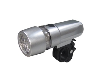 Velosipēdu lukturis SN RA-BL012 Front Silver