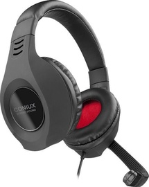 Speedlink Coniux Over-Ear Headset Black