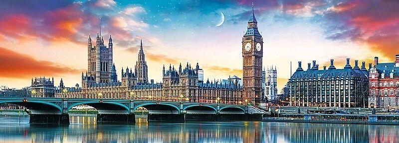 Puzle Trefl Panorama London 29507, 500 gab.
