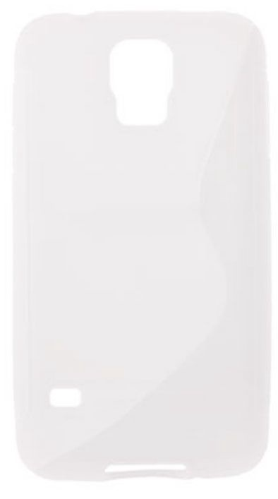 Telone Back Case S-Case for Samsung G900 Galaxy S5 White