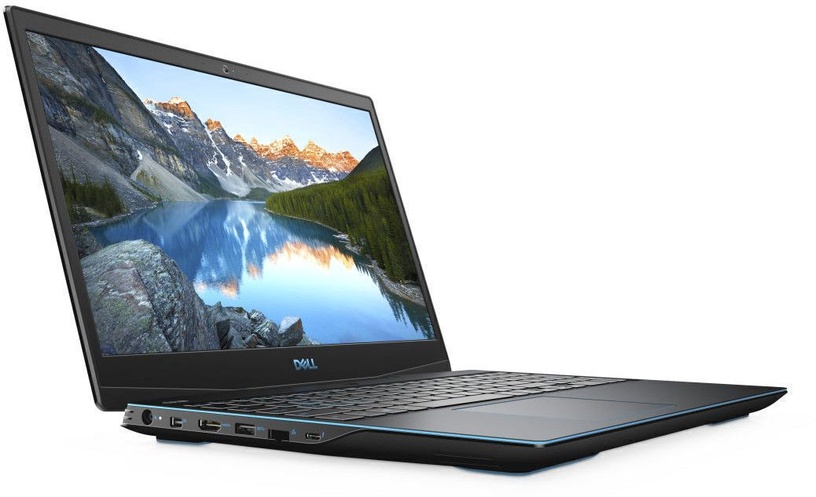 Ноутбук Dell G3 15 3500-4183 Black PL Intel® Core™ i7, 8GB/512GB, 15.6″