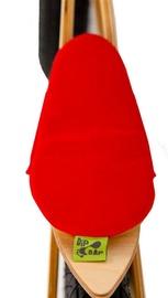 Аксессуары для детских самокатов MGS FACTORY DipDap Seat Cover, красный