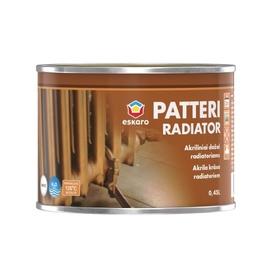Speciāla krāsa Eskaro Patteri Radiator White 0.45l