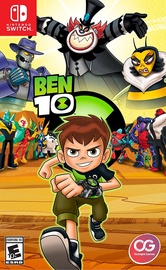 Nintendo Switch spēle Ben 10 SWITCH