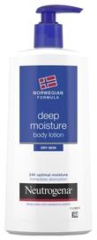 Лосьон для тела Neutrogena Deep Moisture Dry Skin, 250 мл