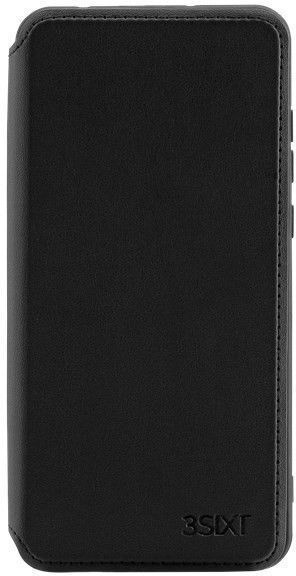 3Sixt Slim Folio Case For Huawei P20 Lite Black