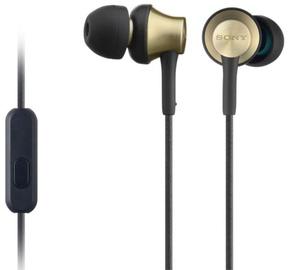 Austiņas Sony MDR-EX650AP In-Ear Gold