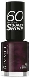 Rimmel London 60 Seconds Super Shine 8ml Nail Polish 345