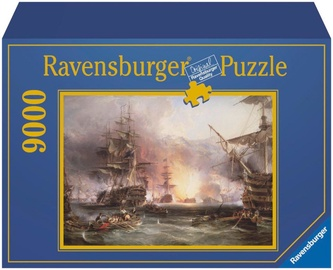 Ravensburger Puzzle The Bombardment Of Algiers 9000pcs 17806