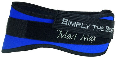 Mad Max Simply the Best Belt Blue M