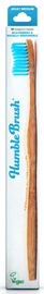The Humble Brush Adult Toothbrush Blue