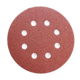 Slīpēšanas disks Klingspor PS22K, G80, Ø125 mm, 8 caurumi, 5 gab.