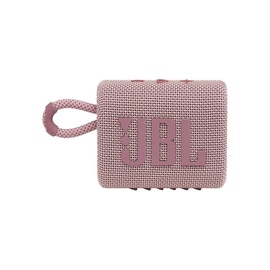 JBL GO 3 Bluetooth Speaker Pink