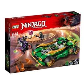 Конструктор LEGO Ninjago Ninja Nightcrawler 70641