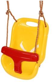 4IQ Baby Swing Yellow/Red