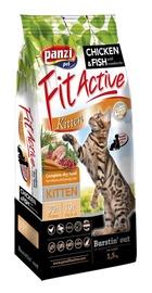 Kaķu barība Fit Active Kaķēniem 308517, 1,5kg