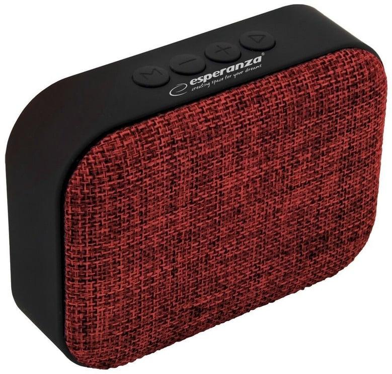 Bezvadu skaļrunis Esperanza Samba Red