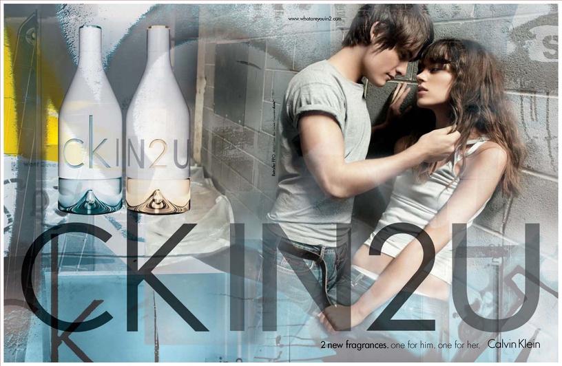 Smaržas Calvin Klein In2U Men, 50 ml EDT