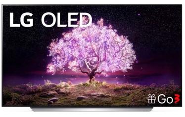 Телевизор LG OLED77C12LA, OLED, 77 ″
