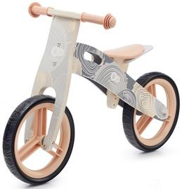 Балансирующий велосипед KinderKraft Runner KRRUNN00GRY0000, серый, 12″