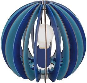 Eglo Fabella Table Lamp 42W E27 Blue