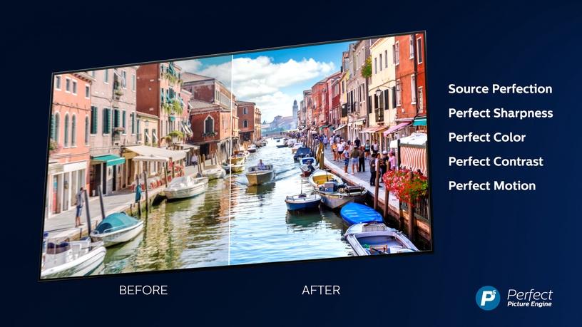 Телевизор Philips 50PUS8505/12, LED, 50 ″