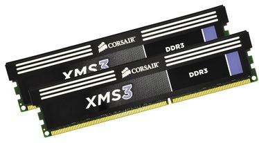 Operatīvā atmiņa (RAM) Corsair XMS3 CMX8GX3M2A1600C9 DDR3 (RAM) 8 GB