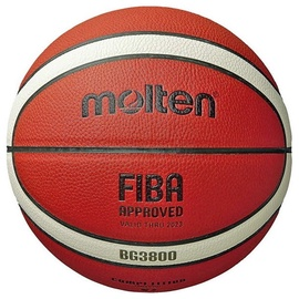 Molten FIBA Basketball B7G3800 Orange Size 7