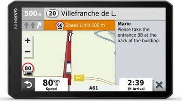 Навигация Garmin LGV700