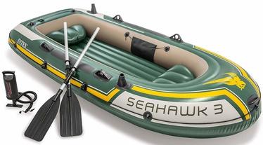 Надувная лодка Intex Seahawk 3, 2980 мм x 1400 мм x 457 мм