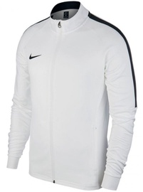 Nike Men's Academy 18 Knit Track Jacket 893701 100 White M
