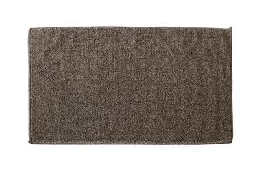 Vannas istabas paklājs Saniplast Tecla 410154, brūna, 900 mm x 550 mm