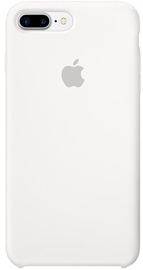 Apple Silicone Back Case For Apple iPhone 7 Plus/8 Plus White
