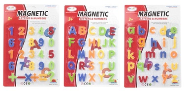 SN Magnetic Letters And Numbers Assort HM1182A