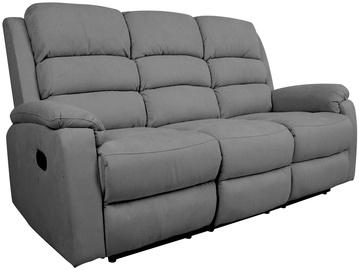 Диван Home4you Manuel 13871, серый, 95 x 185 x 103 см