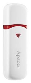 USB флеш-накопитель Apacer AH333 White, USB 2.0, 64 GB