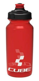 Cube Bottle Icon 0.5l Red