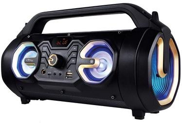 Bezvadu skaļrunis Media-Tech U-Tube Black, 18 W
