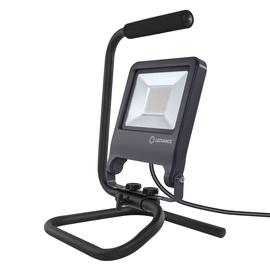 Прожектор Ledvance, 50 Вт, 4500 лм, IP65, серый