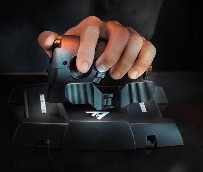Vadīšanas rokturis Thrustmaster Throttle TWCS